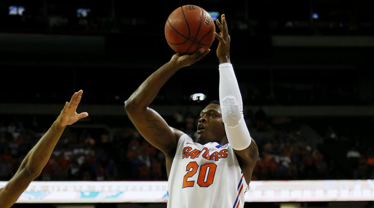 College Basketball Top 25: #6 Florida Gators image