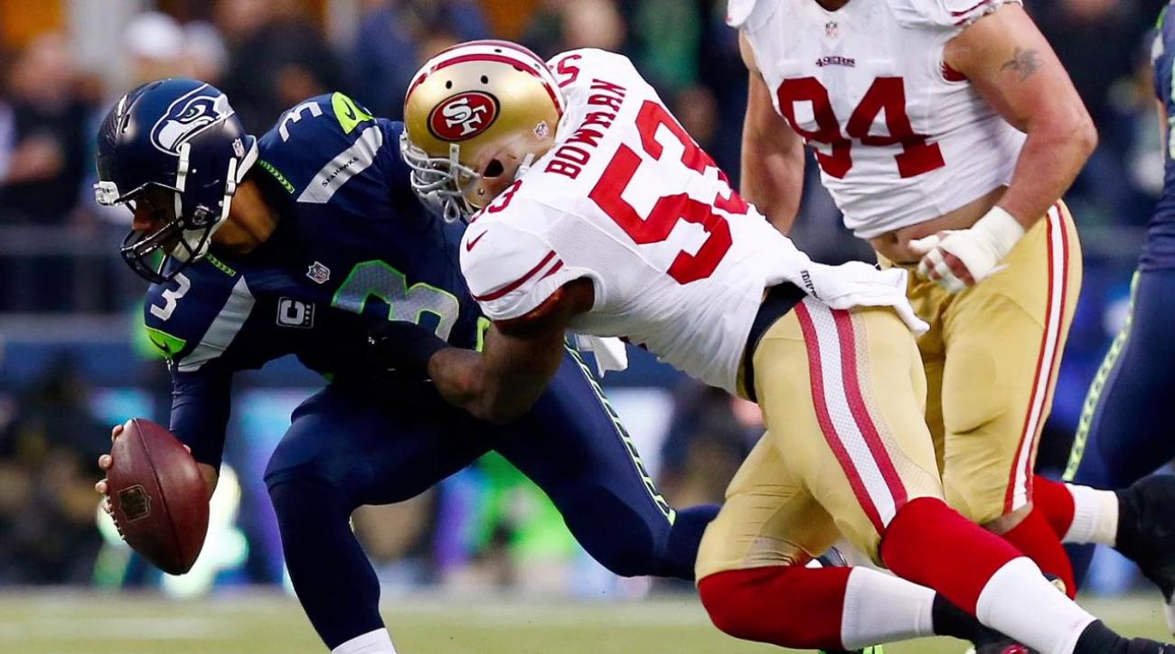 NaVorro Bowman injury: 49ers linebacker may miss entire ...
