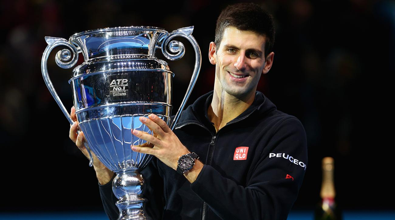djokovic world number one