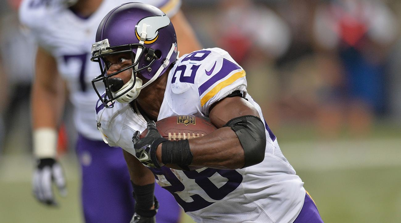 adrian peterson not happy nfl
