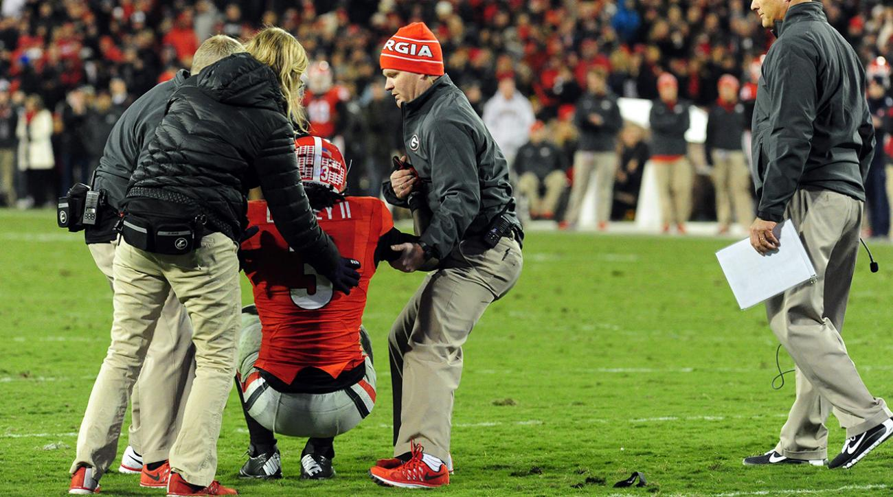 todd gurley torn acl