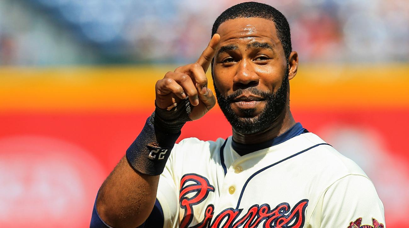 Braves trade Jason Heyward to Cardinals