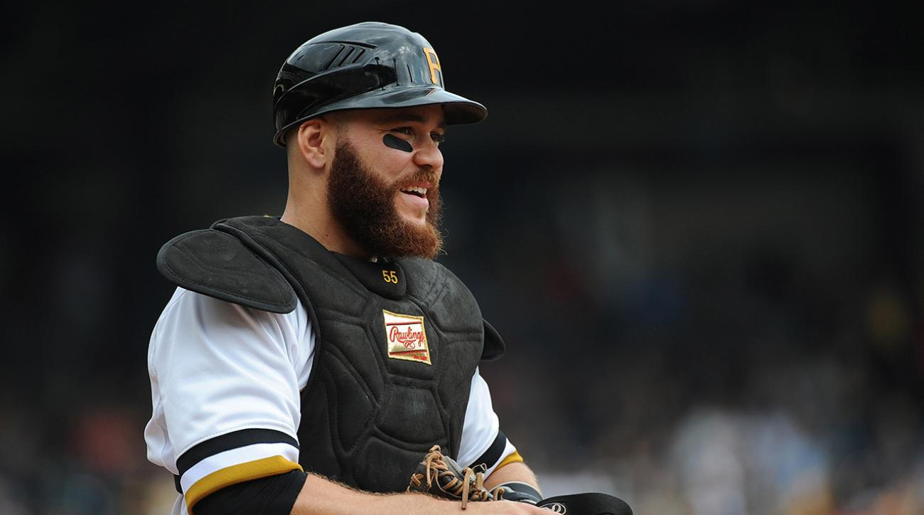 Russell Martin signs 5-year, $82 million contract with Blue Jays