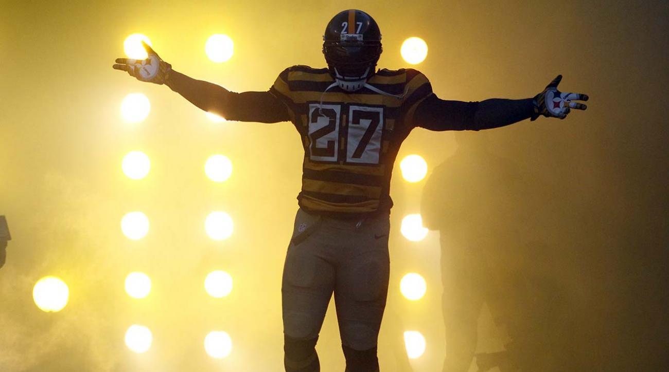 Steelers release RB LeGarrette Blount