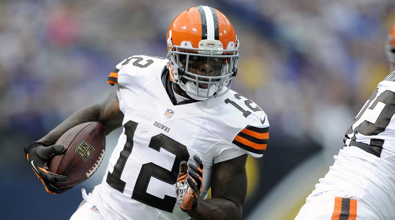 Audibles Podcast: Can Browns regain AFC North with Gordon? IMG