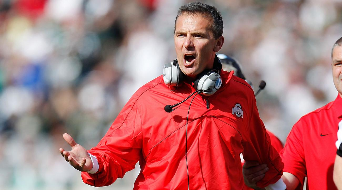 urban meyer no fighting ohio state michigan
