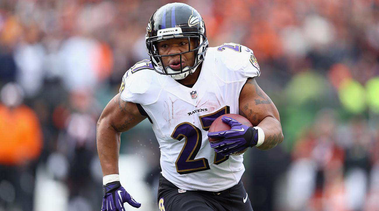 Report: Four teams interested in Ray Rice