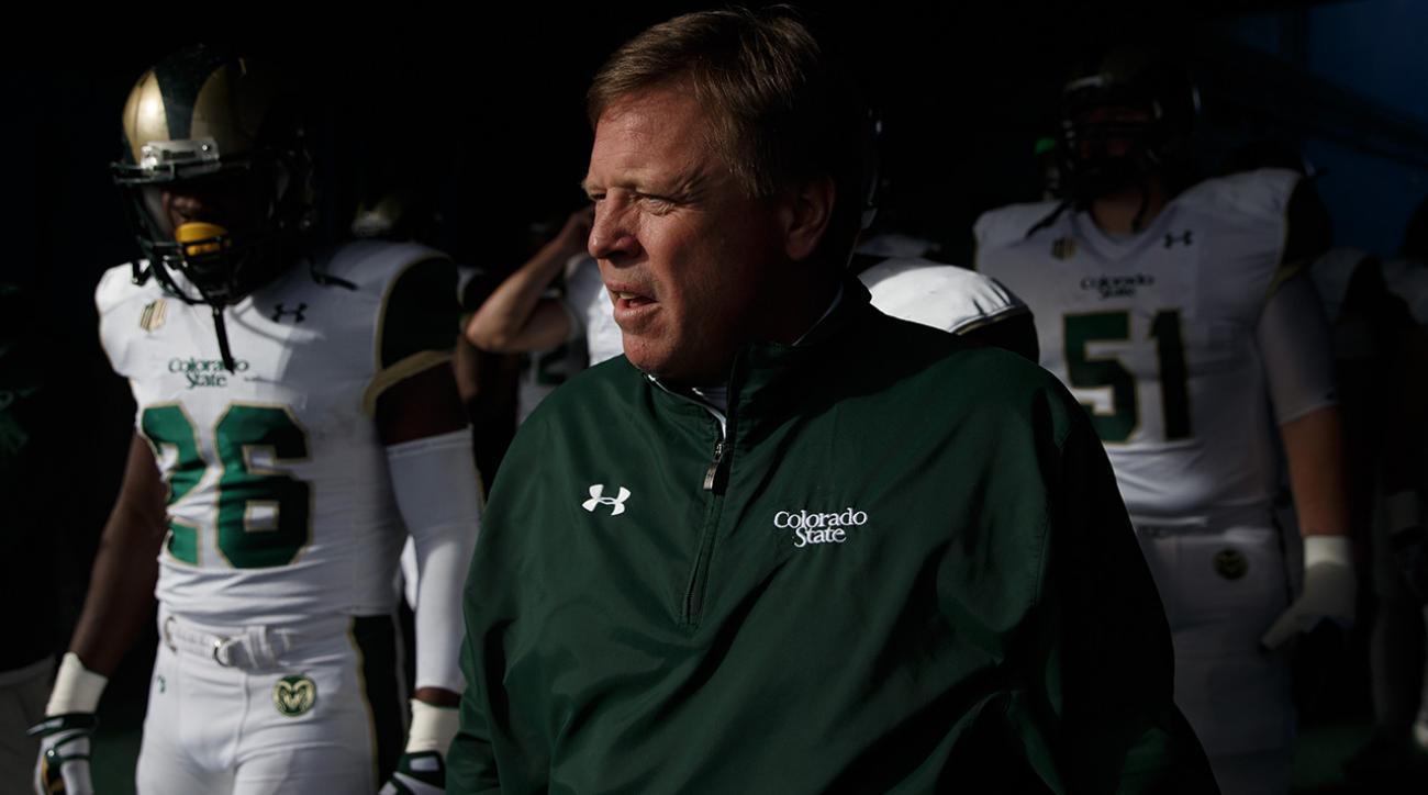 CSU coach Jim McElwain lead candidate for Florida job