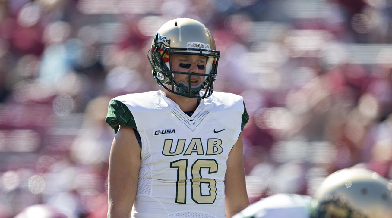 uab football program shut down
