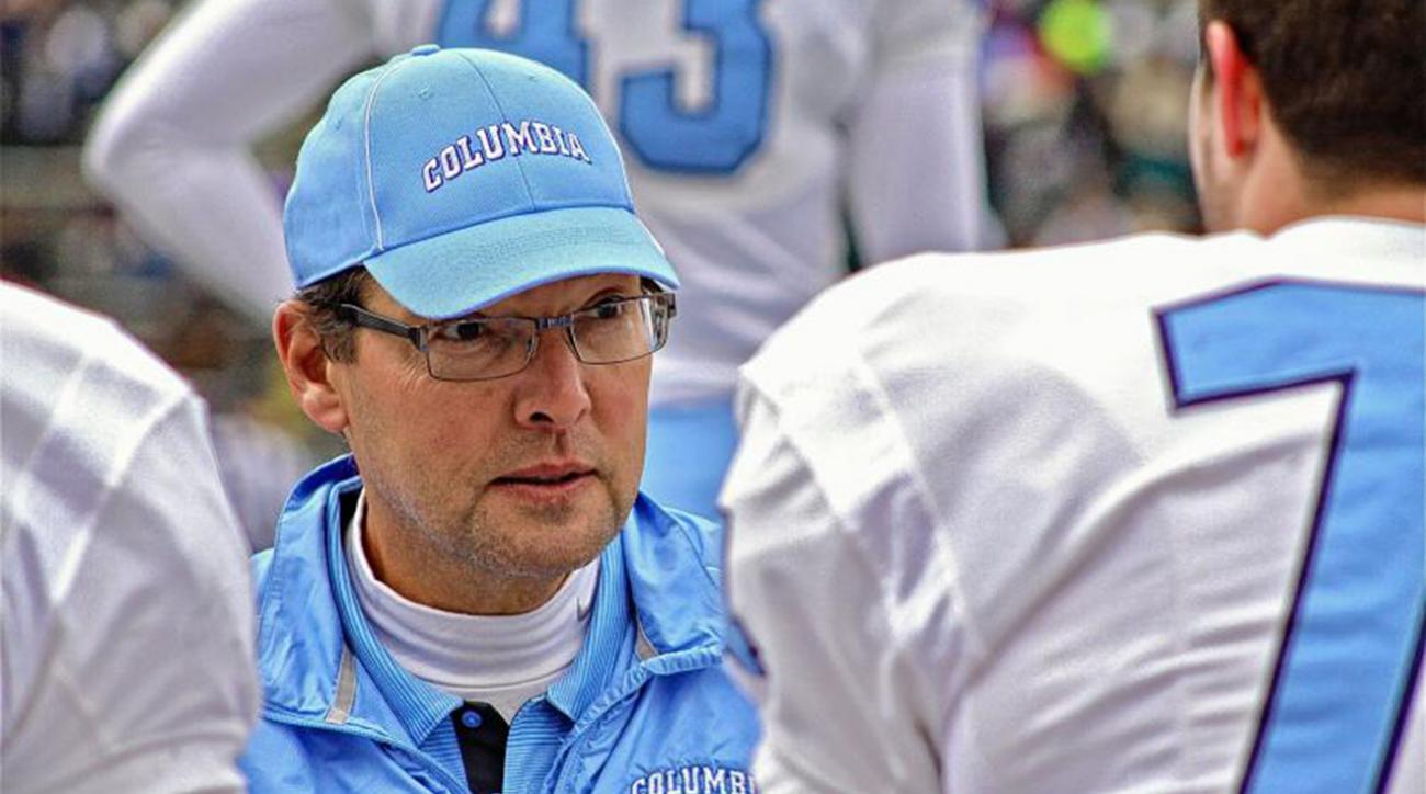 columbia football pete mangurian