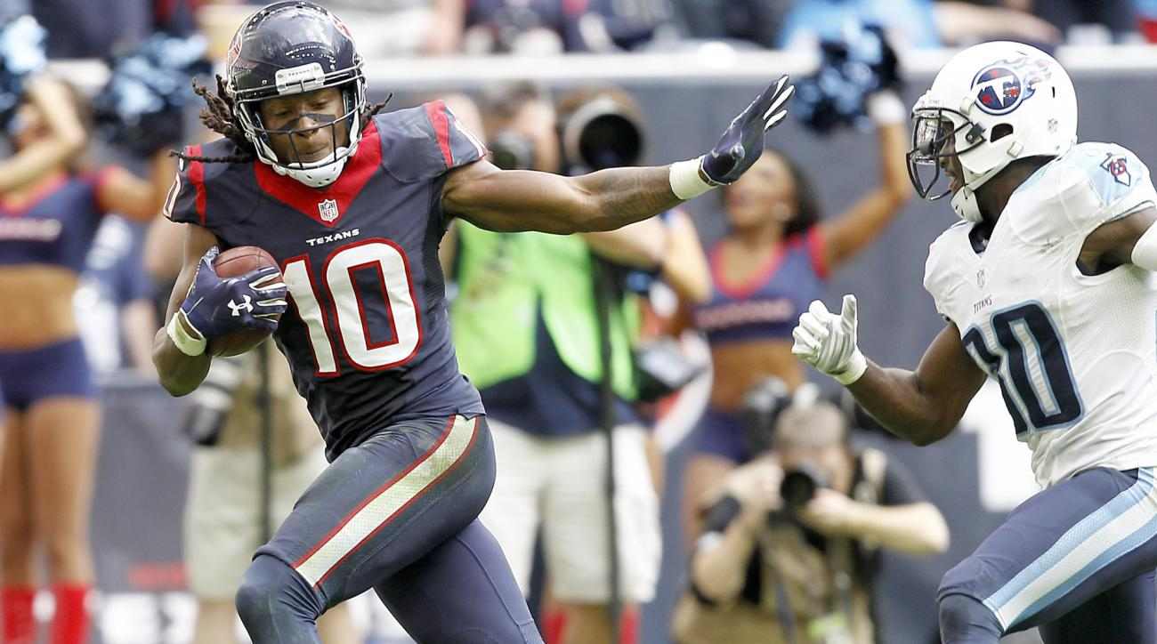 Andy Benoit's Deep Dive: Deandre Hopkins IMG