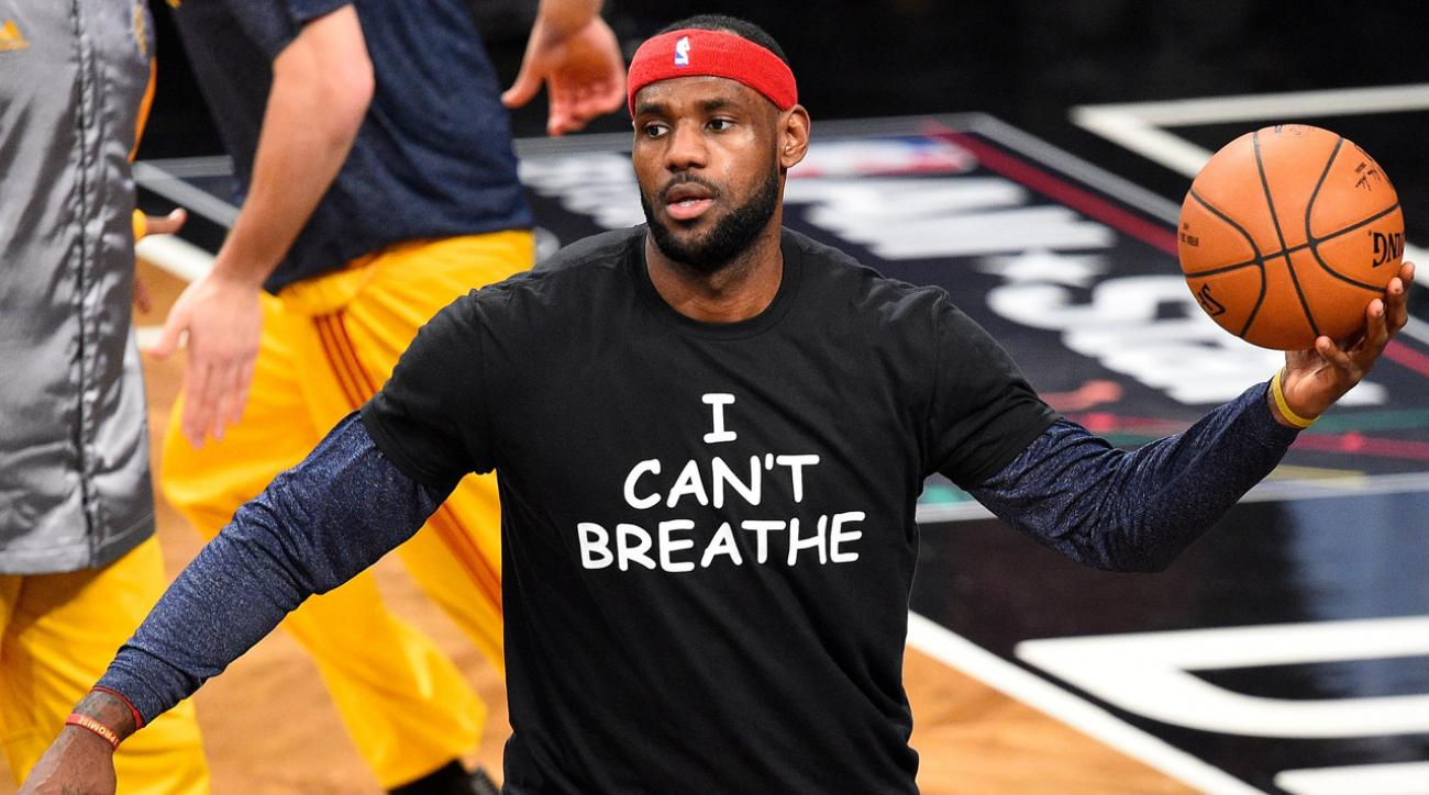 NBA players' social commentary IMG