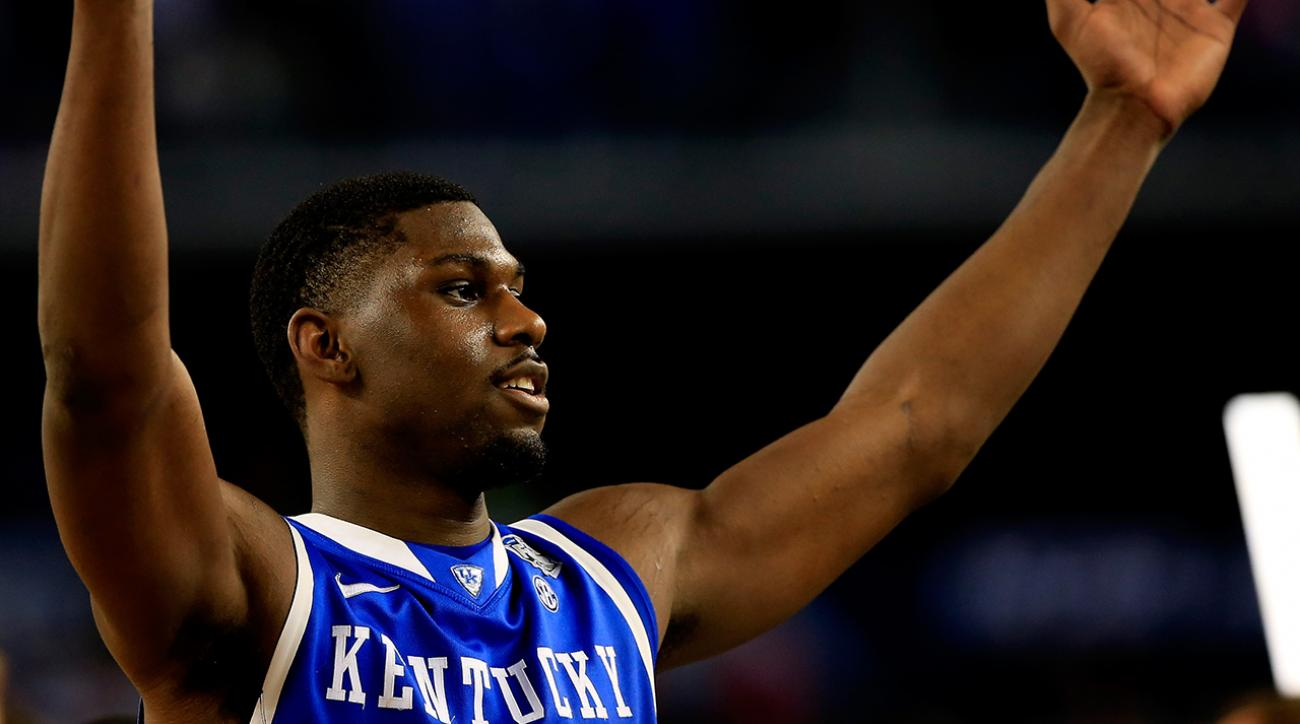 alex poythress out acl tear