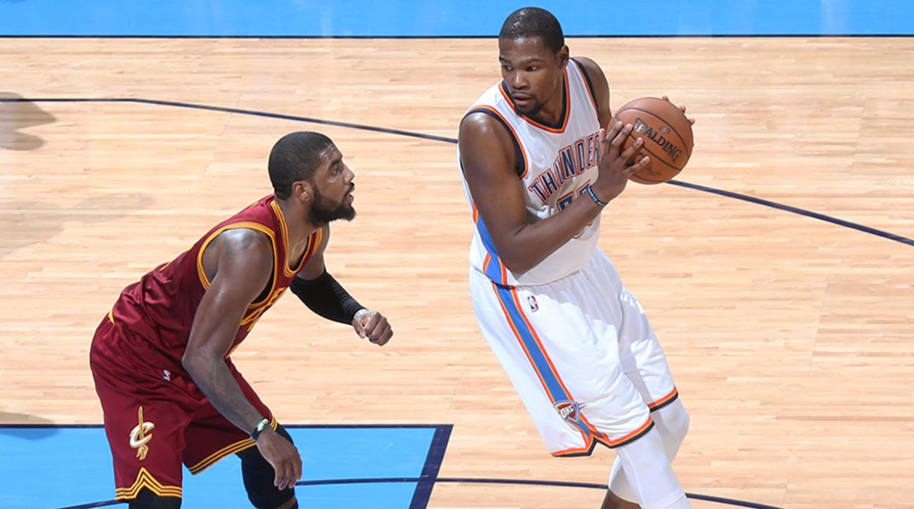 NBA Power Rankings Kevin Durant IMG