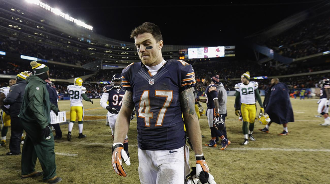 Bears' Chris Conte believes in the NFL is worth a shorter life