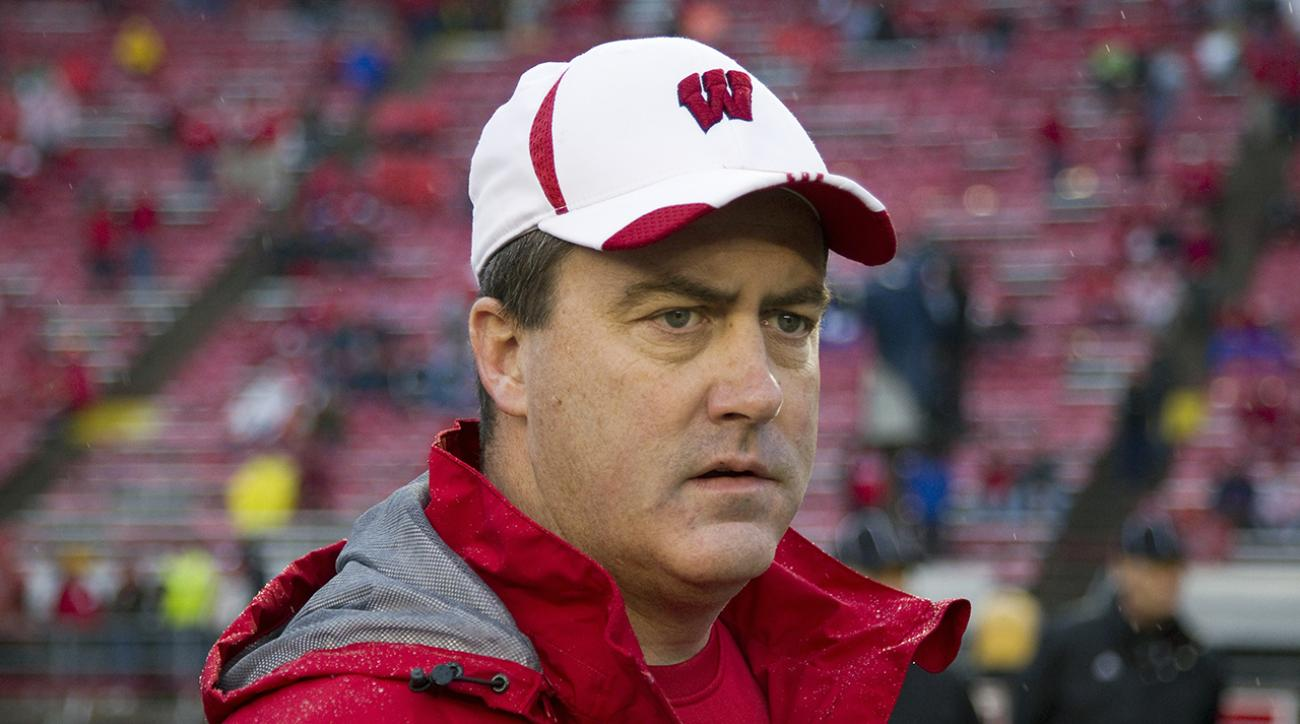 paul chryst wisconsin