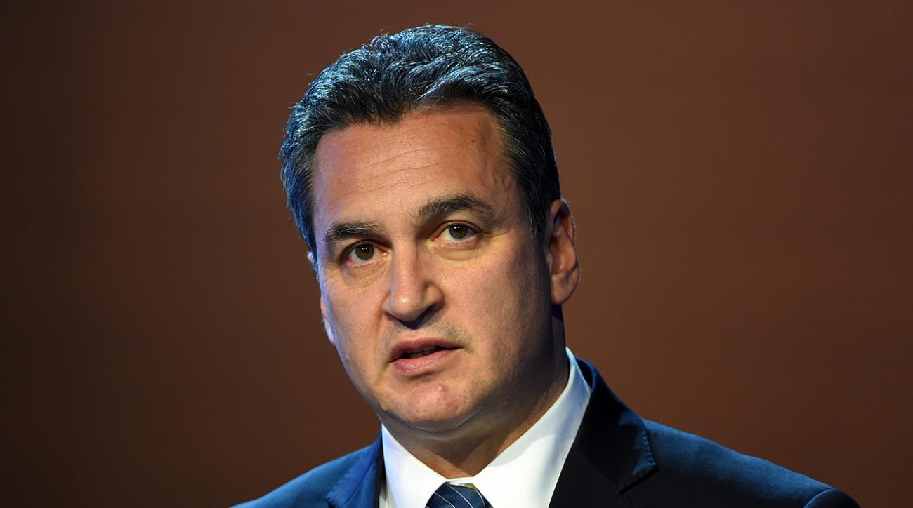 michael garcia resigns fifa investigation