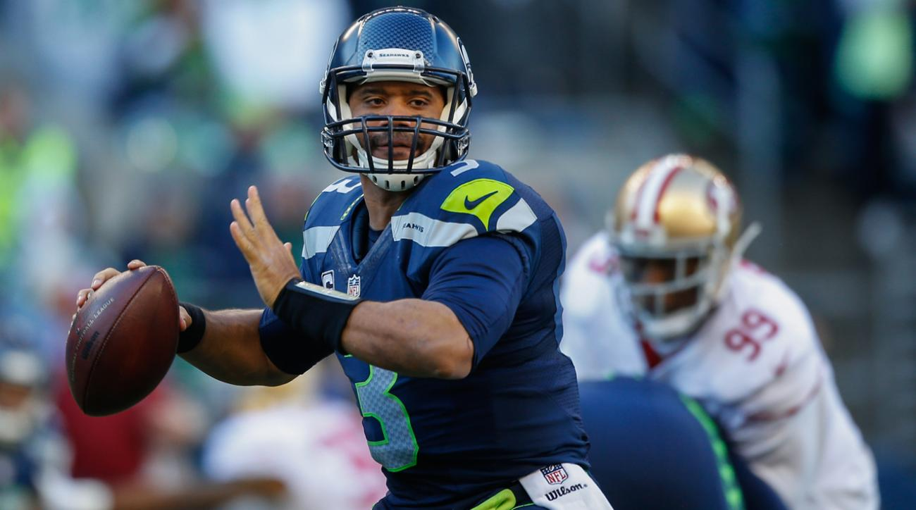The seattle seahawks the best team in the nfc