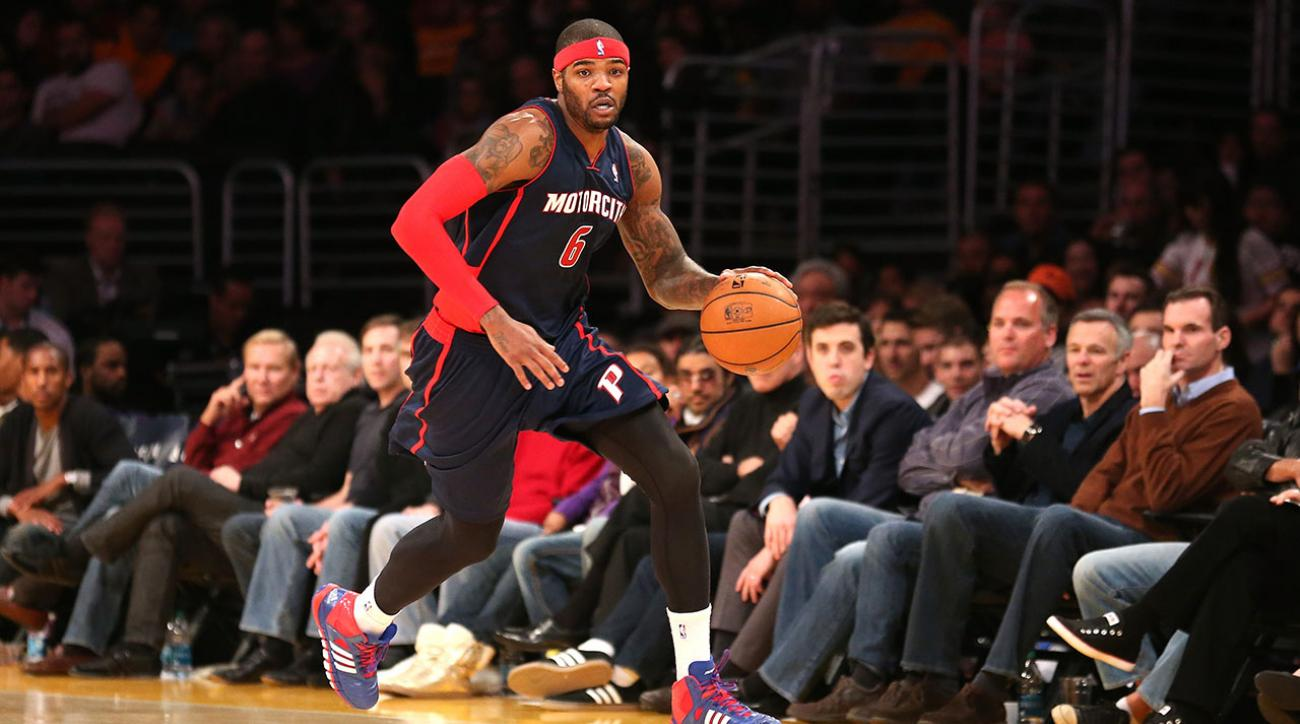 Josh Smith excited to reunite with Dwight Howard on Rockets