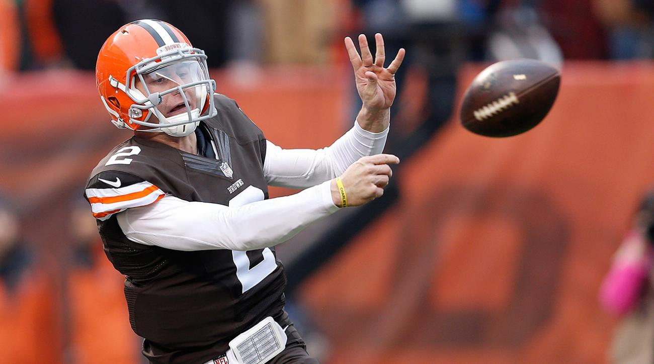 Manziel's party reason he and Josh Gordan were late to practice