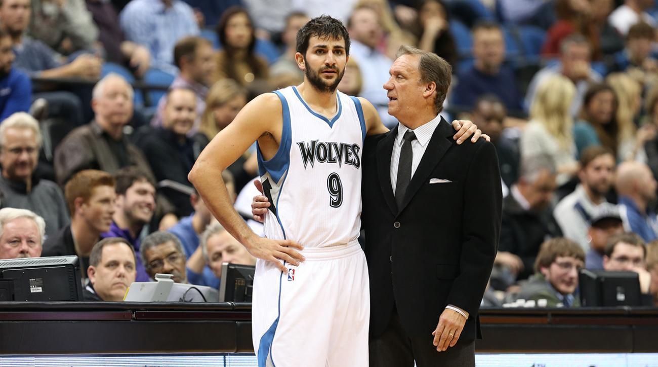 Timberwolves expect Ricky Rubio to return in mid-January