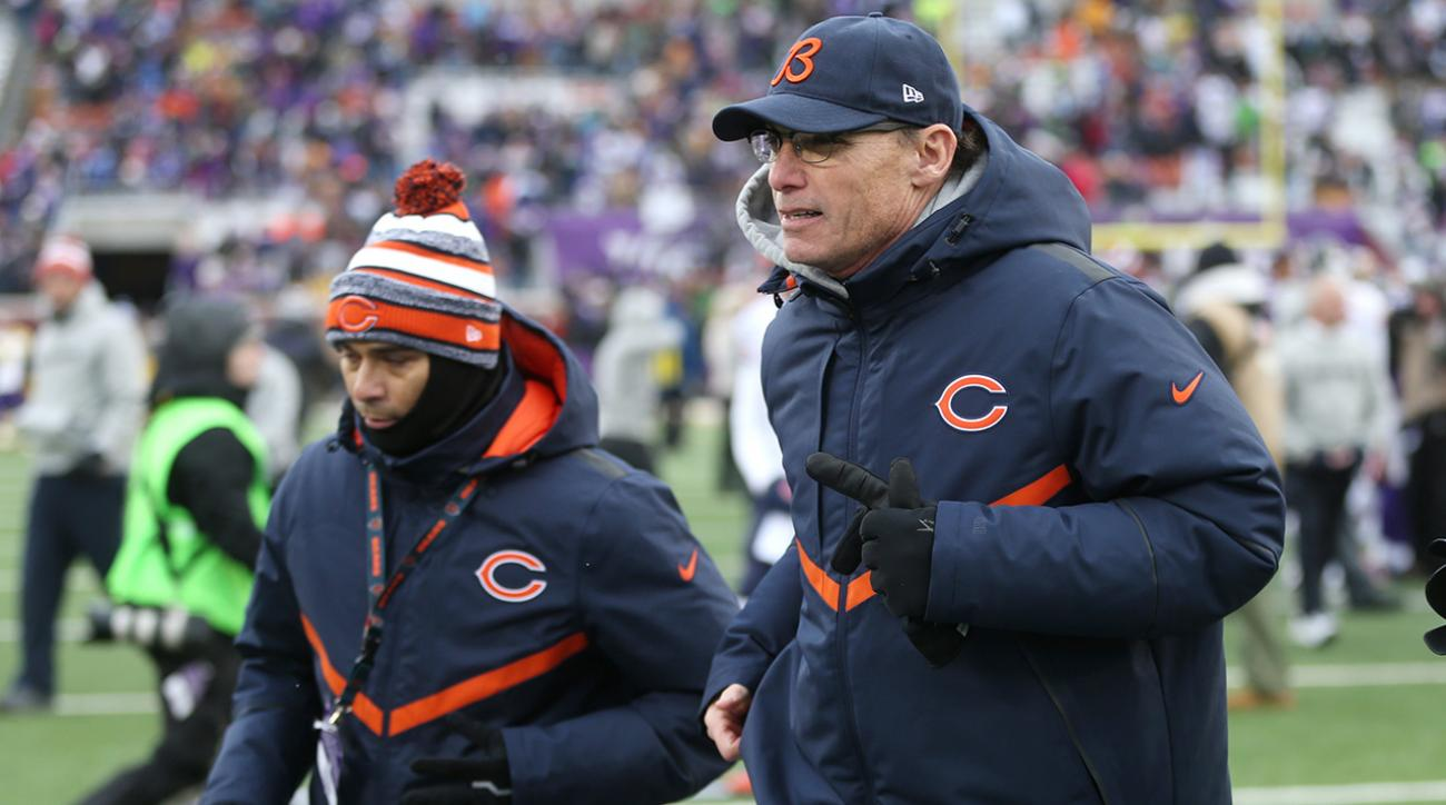 Bears fire HC Marc Trestman, GM Phil Emery