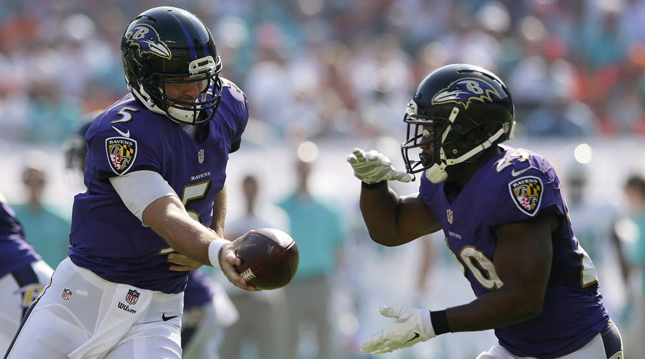 One-Minute Drill playoff preview: Baltimore Ravens IMG