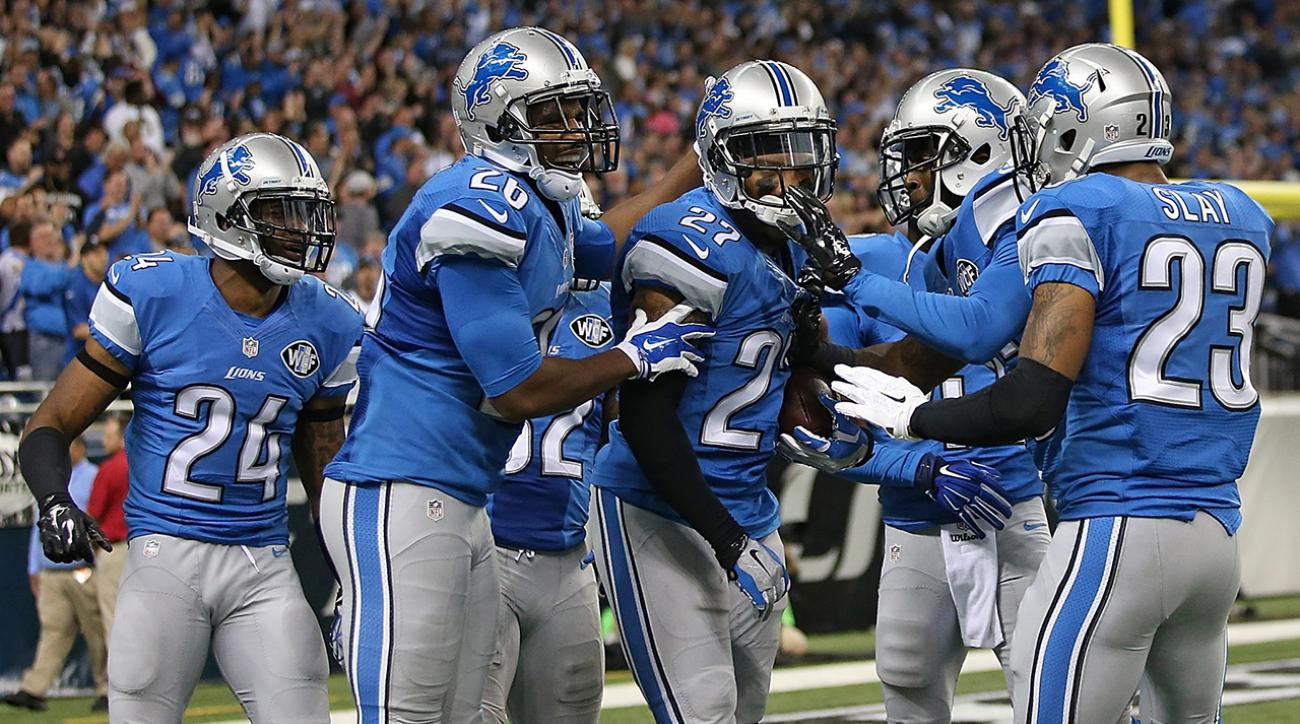 One-Minute Drill playoff preview: Detroit Lions IMG