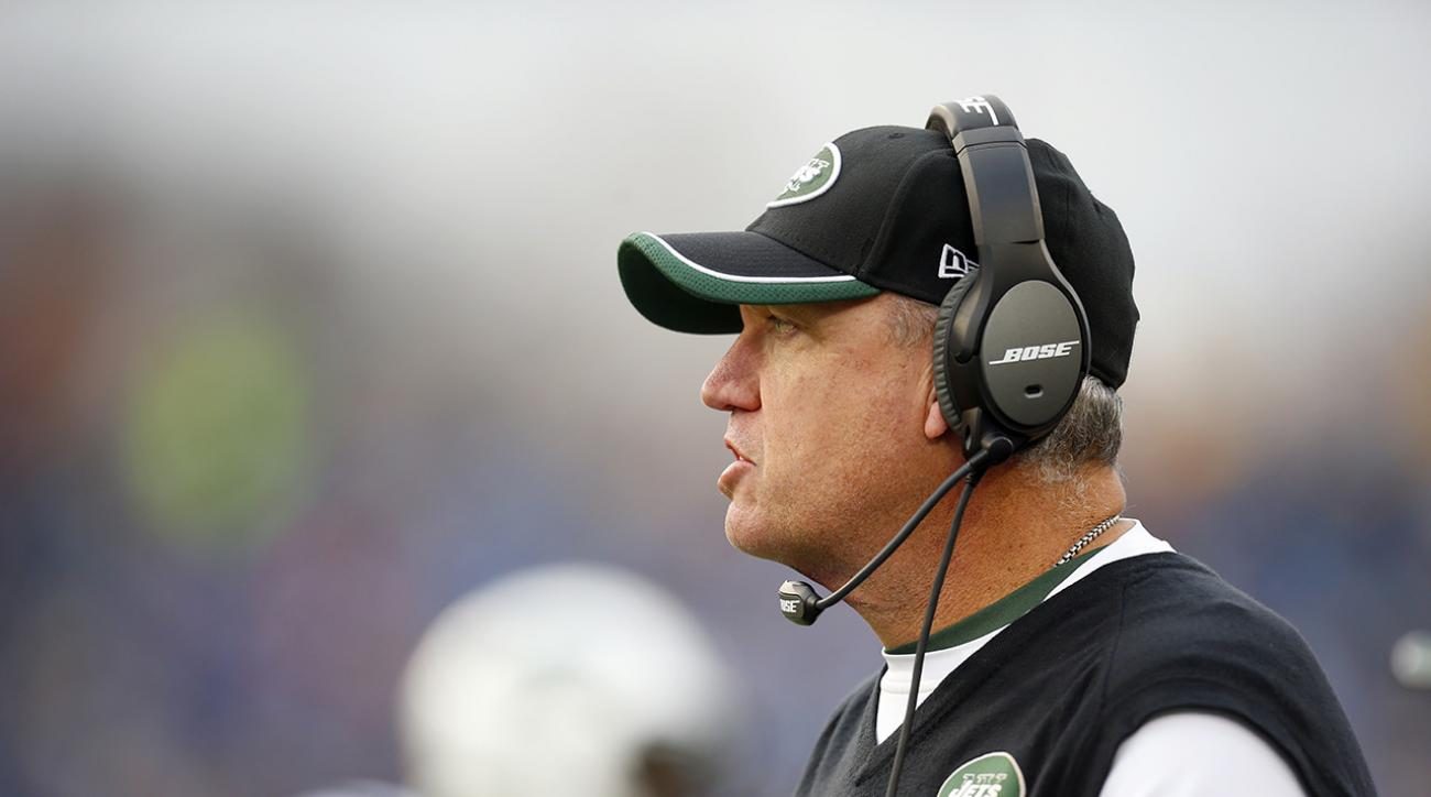 rex ryan new york jets miami dolphins defensive coordinator