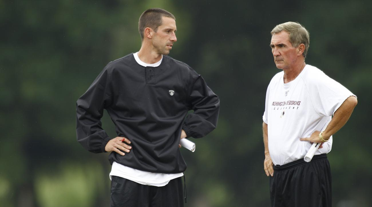 3 teams interested in Mike Shanahan and son Kyle as package deal