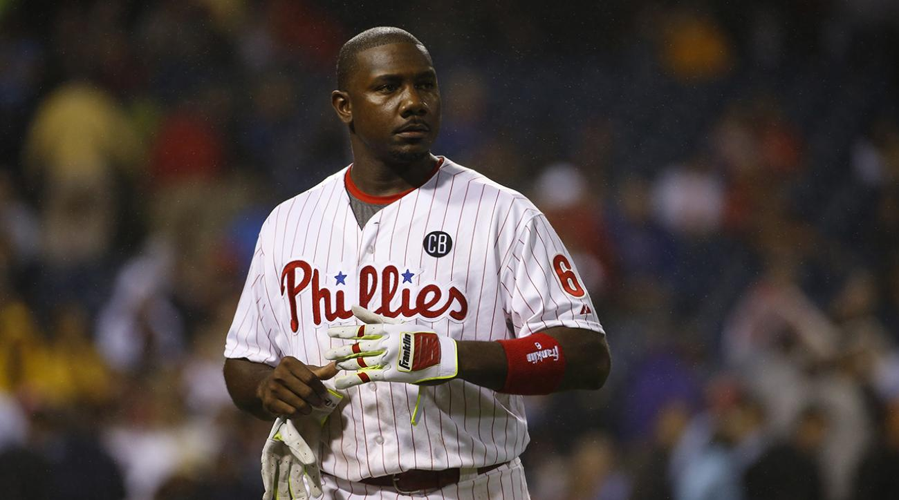 Report: Phillies 1B Ryan Howard can block trades to 20 teams