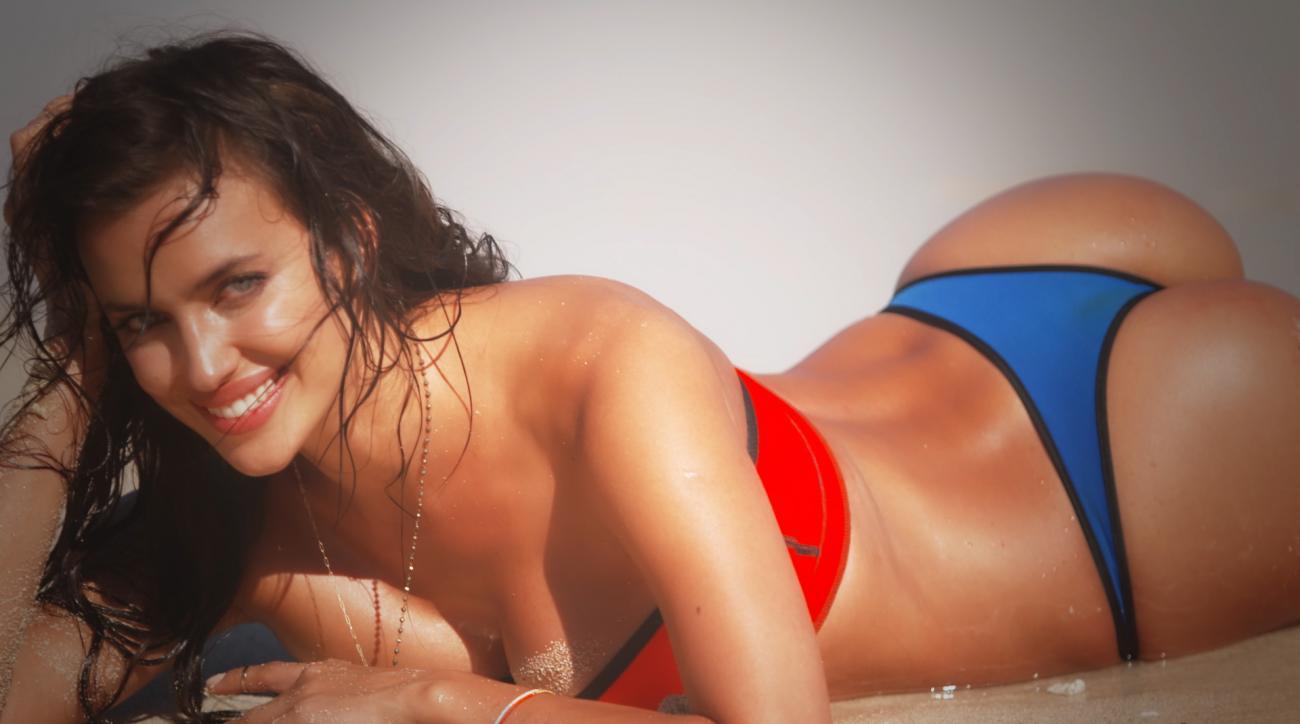 Super Model Irina Shayk (image)