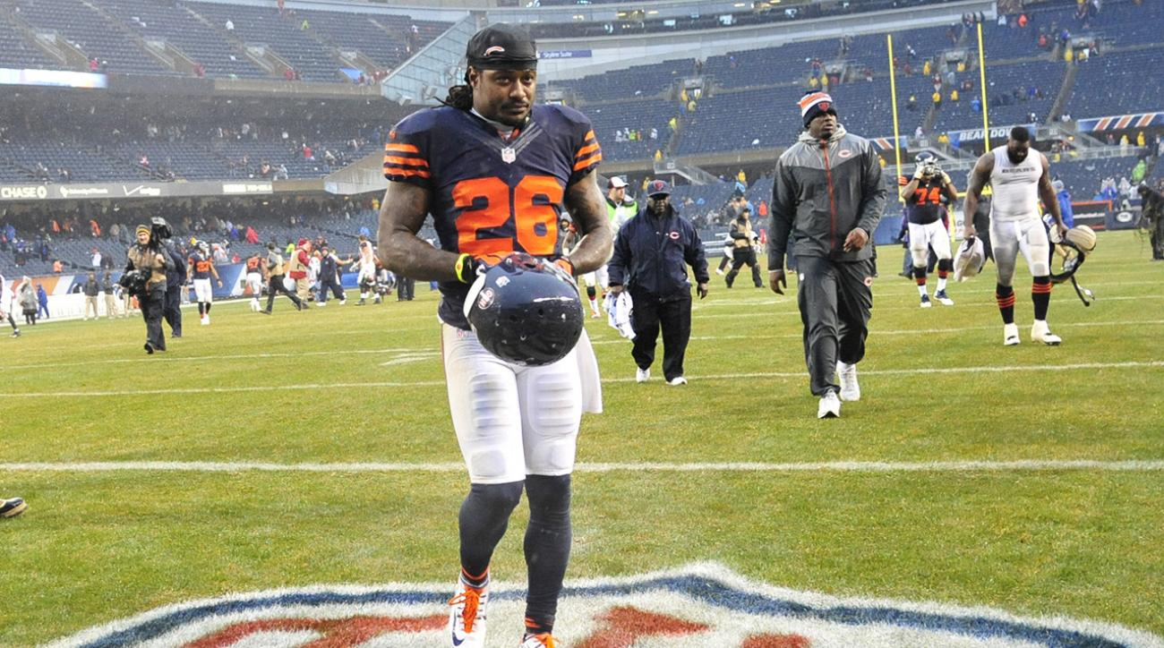 Bears CB Tim Jennings arrested for DUI