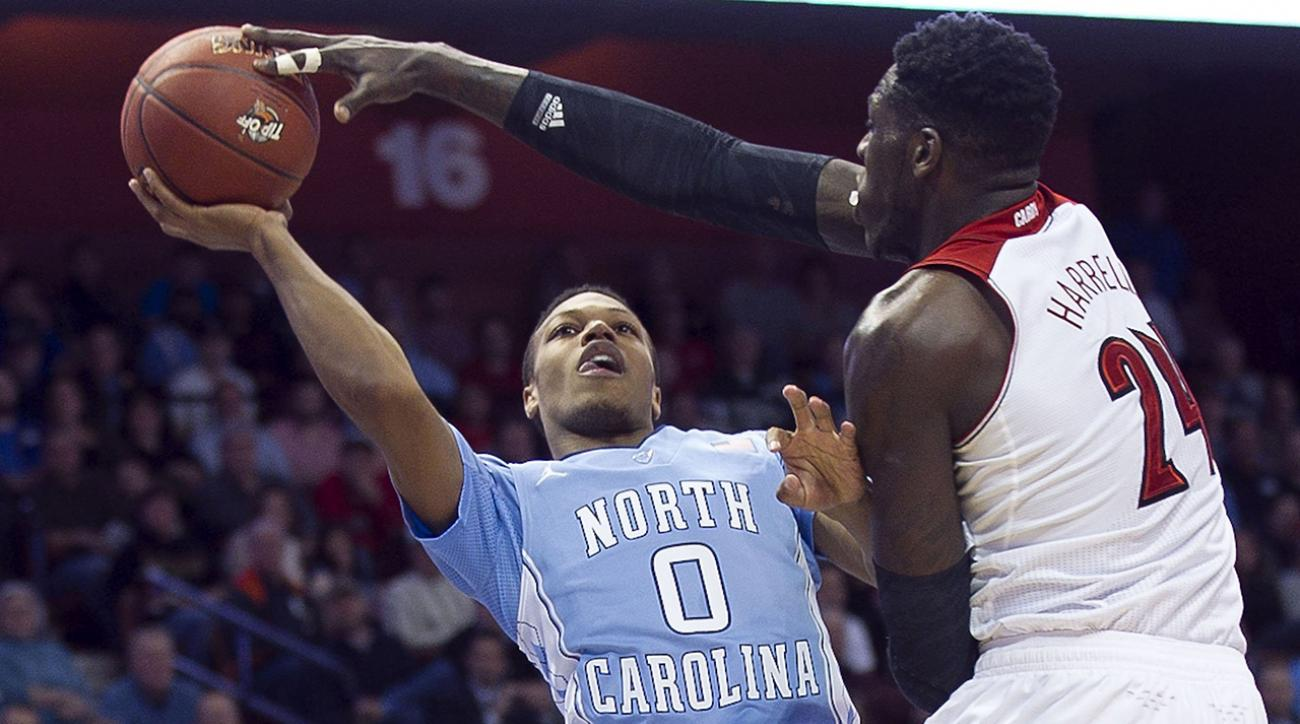 Louisville Cardinals vs. North Carolina Tar Heels IMG