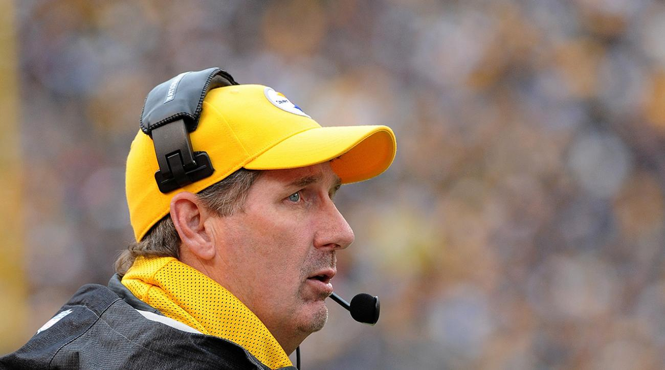 Keith Butler named Steelers DC