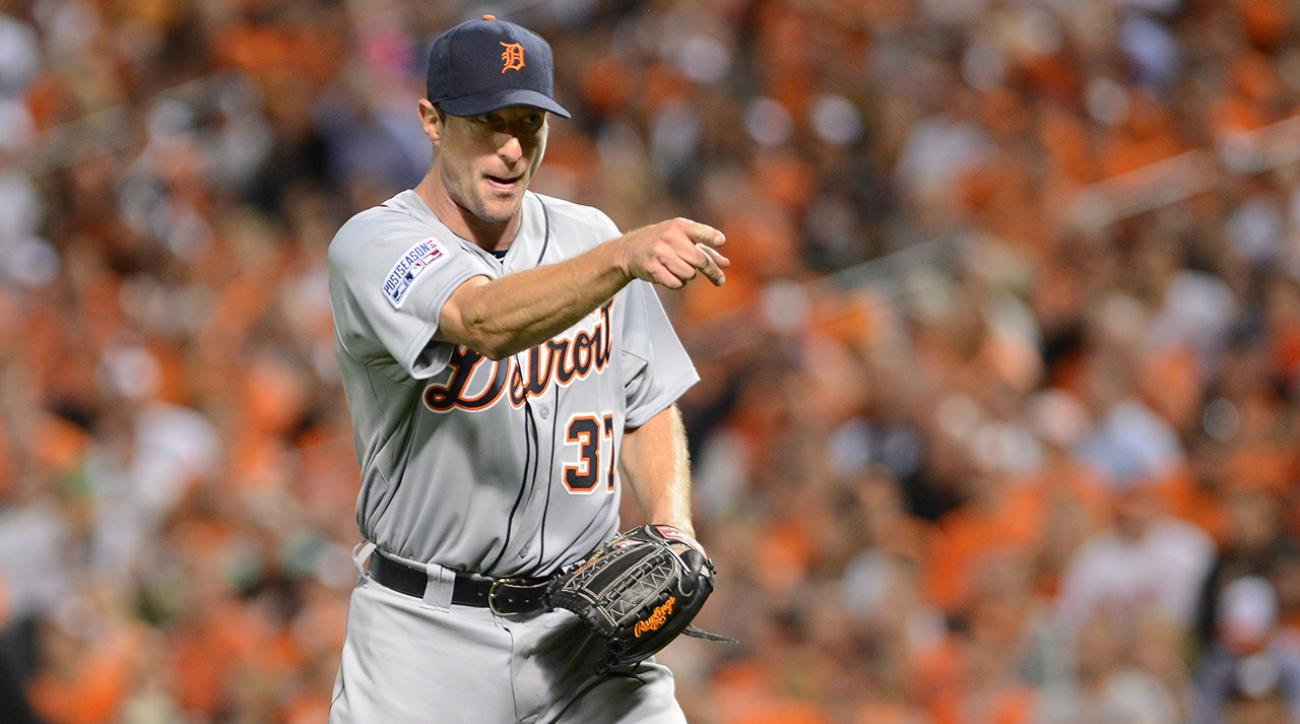 Max Scherzer agrees to 7-year, $180 million deal with Nationals