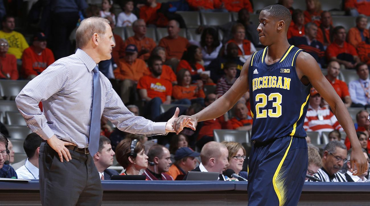 Michigan Wolverines could miss NCAA tournament with loss of Caris LeVert IMG