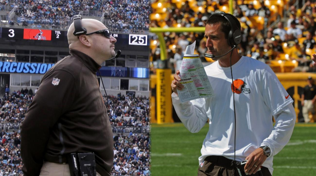 "Mike Pettine let Kyle Shanahan walk to avoid ""dark cloud"""