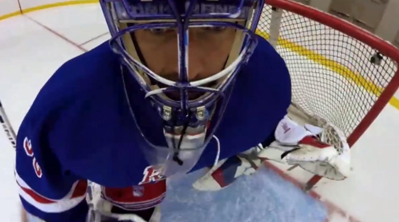 Awesome video of NHL players demonstrating GoPro camera angles