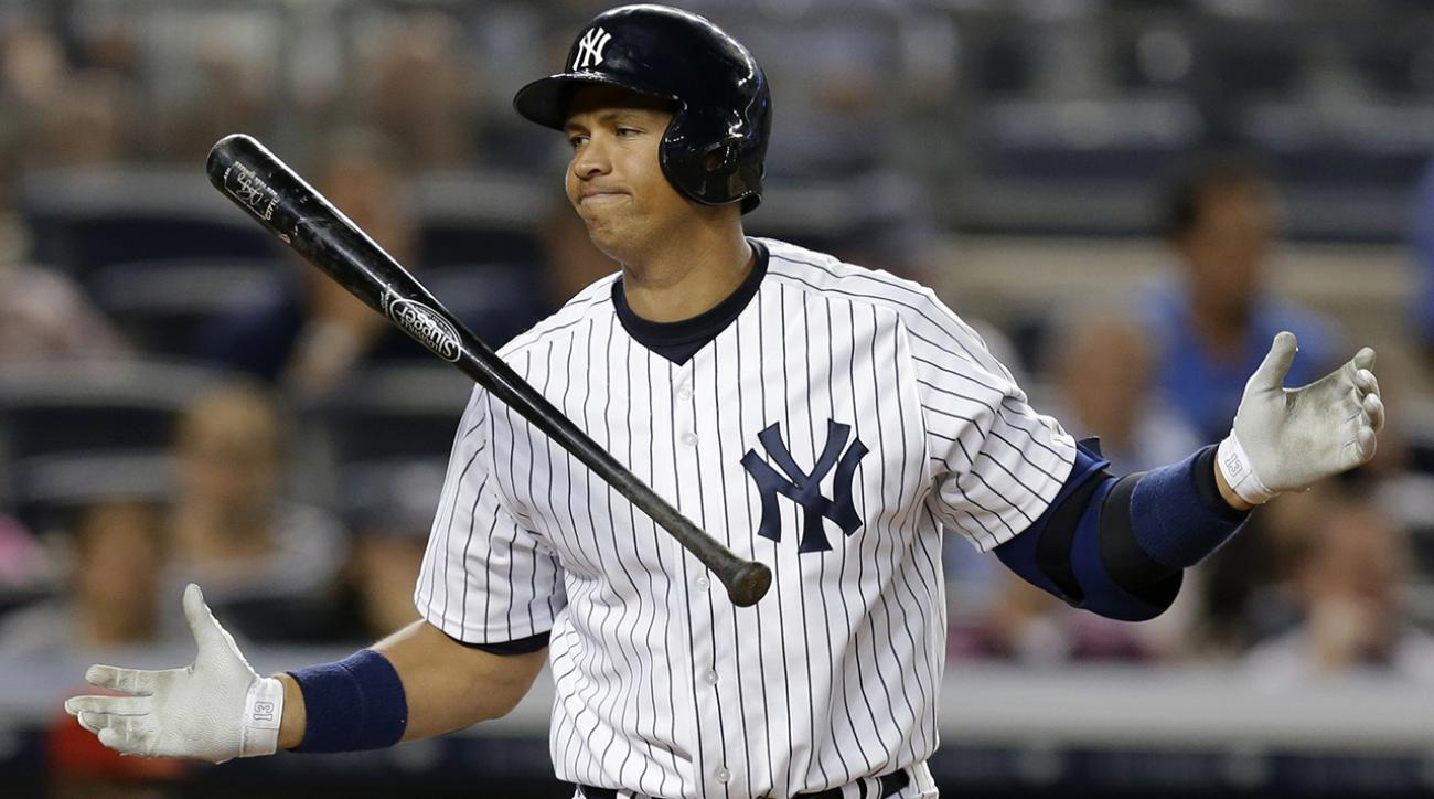 Yankees look to void Alex Rodriguez's milestone bonuses