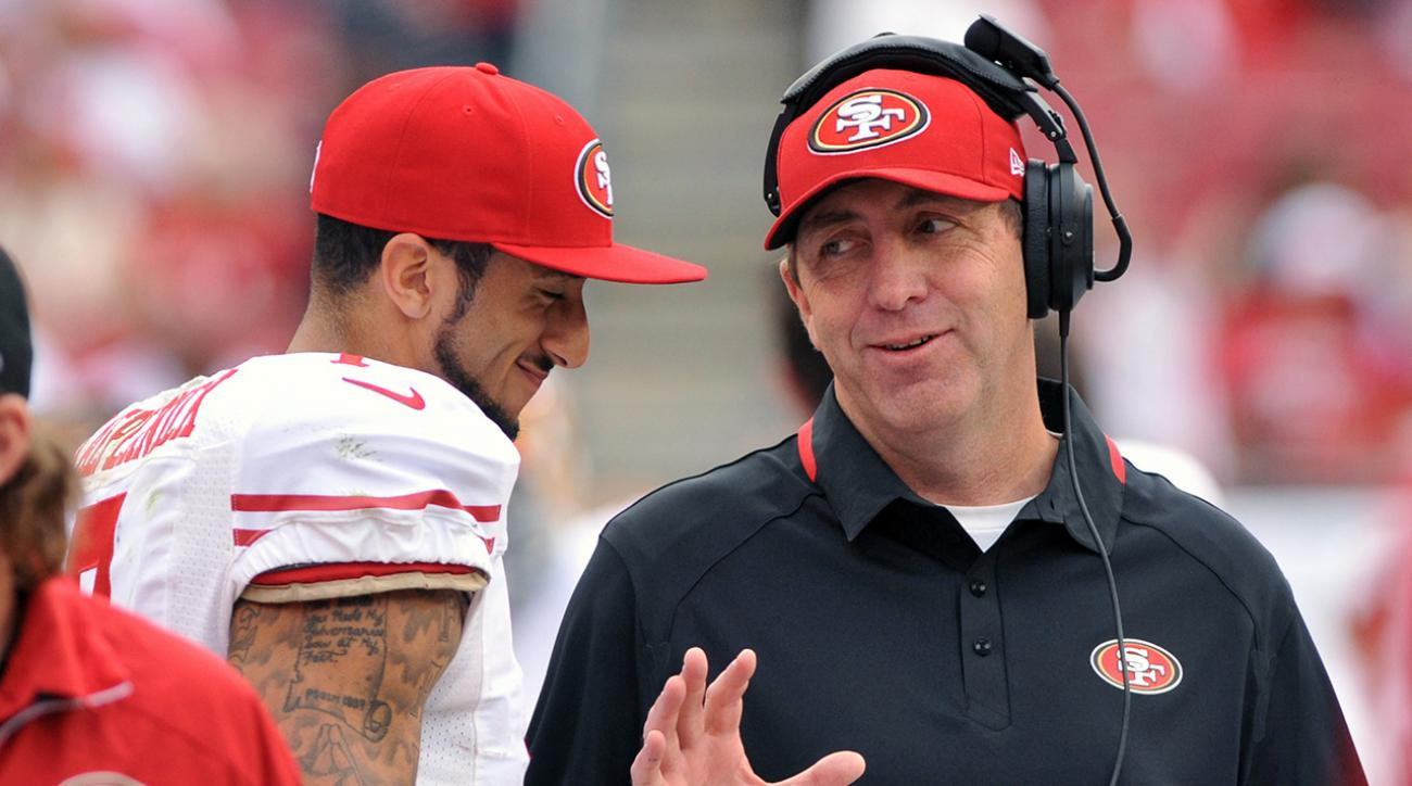 Report: 49ers expected to hire QB coach Geep Chryst as OC