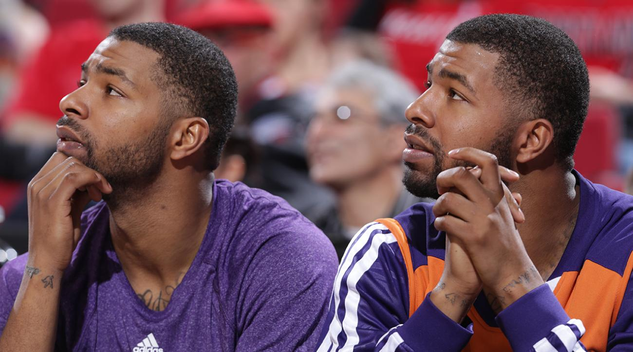 Report: Suns' Markieff, Marcus Morris focus of assault investigation