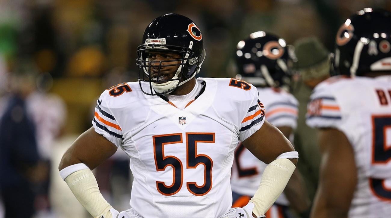 Lance Briggs hoping to rejoin Bears
