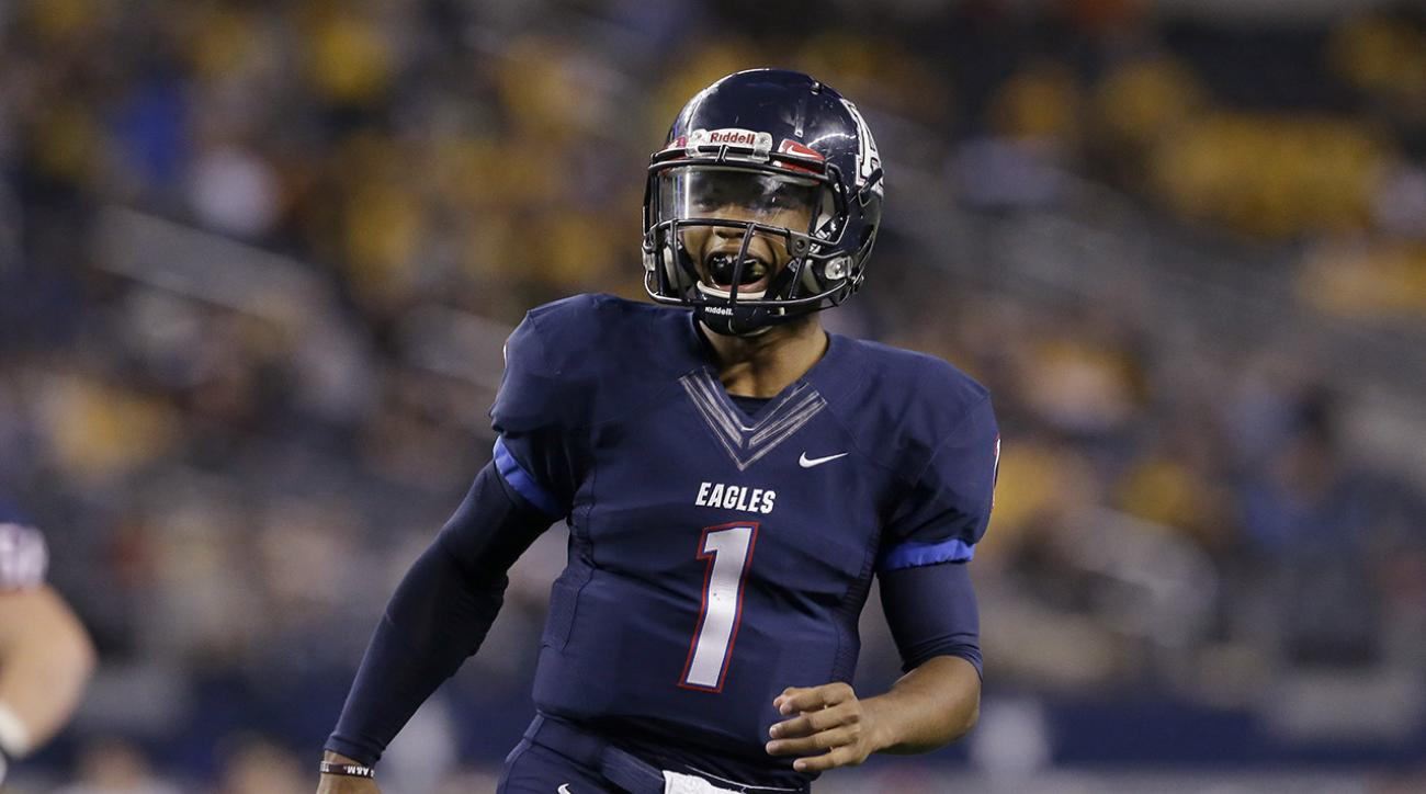 Four-star quarterback prospect Kyler Murray sticking with Texas A&M