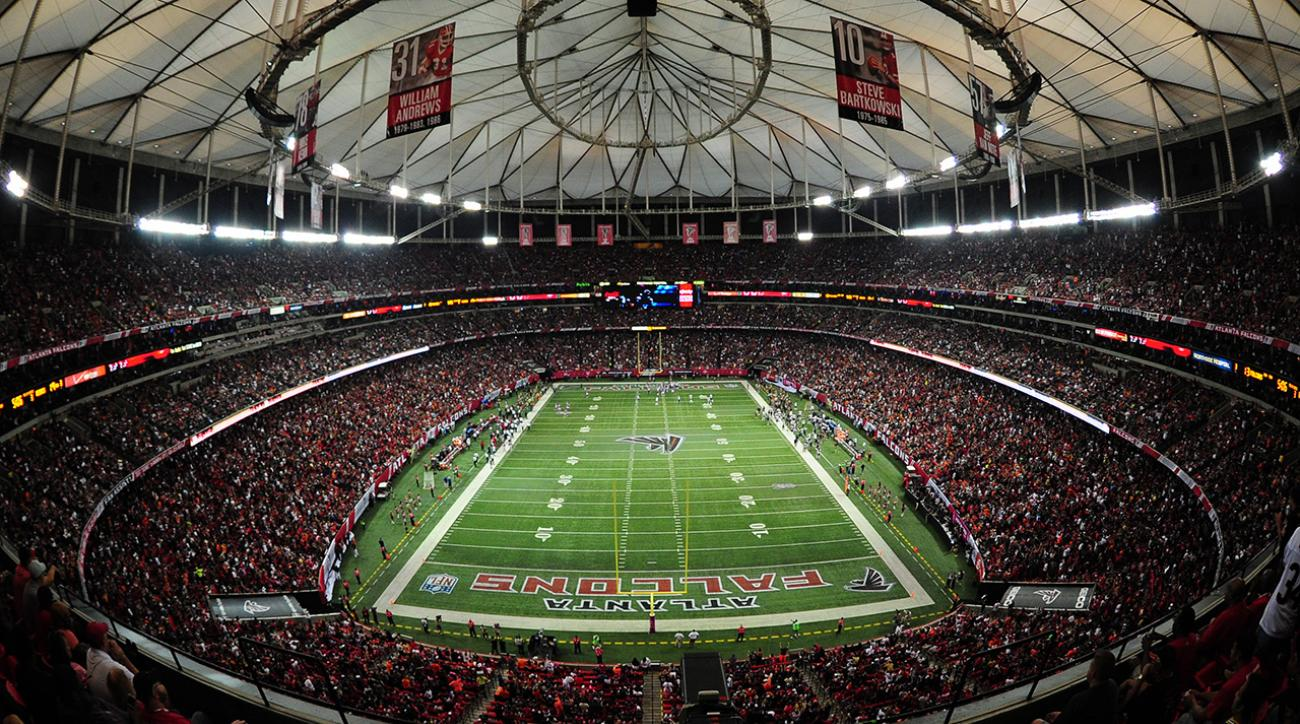 Report: Falcons investigated for pumping crowd noise into stadium