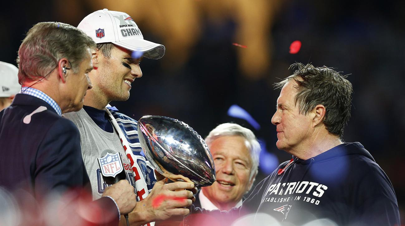 Super Bowl XLIX: Brady and Patriots' legacy after fourth championship IMG