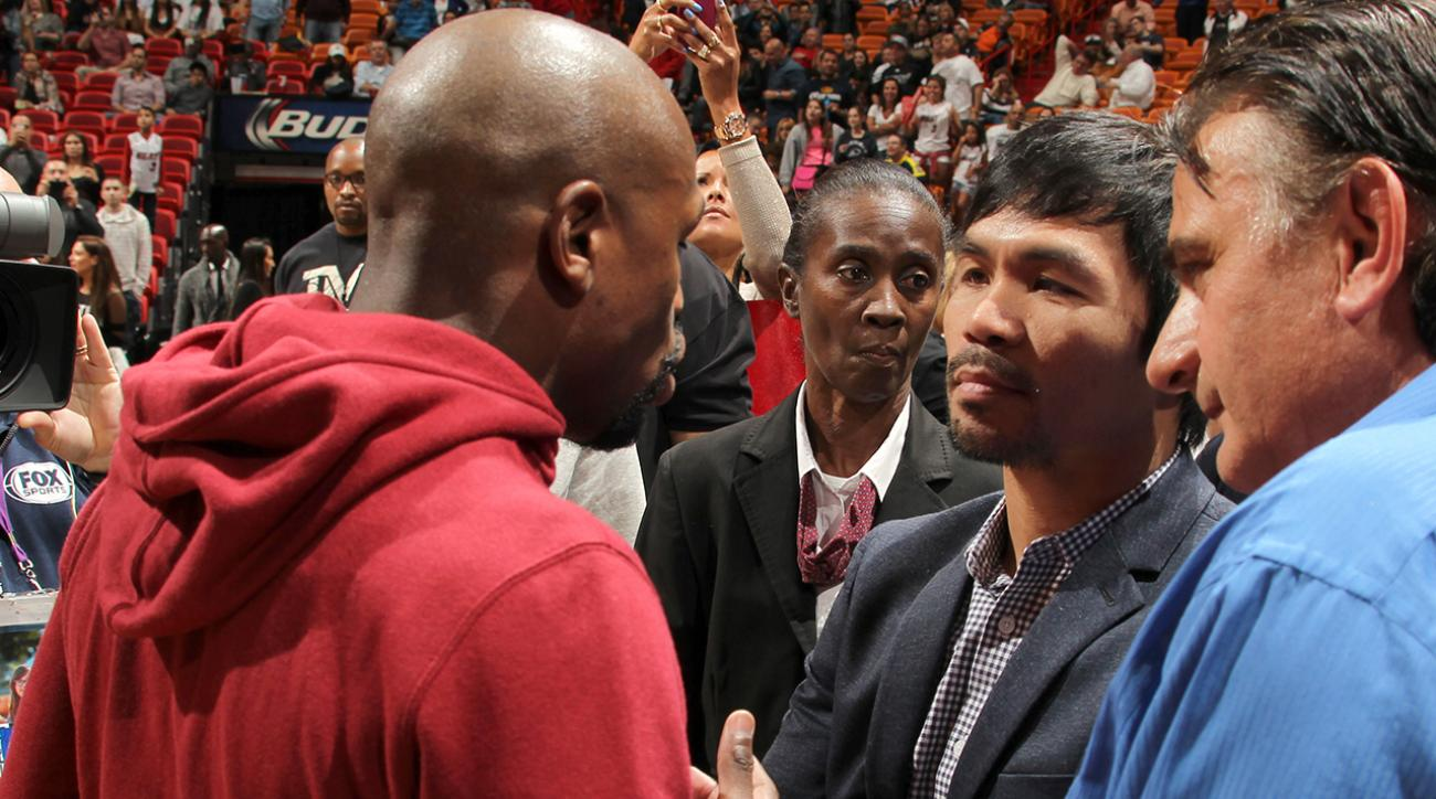 Mayweather-Pacquiao fight hits snag, may be delayed