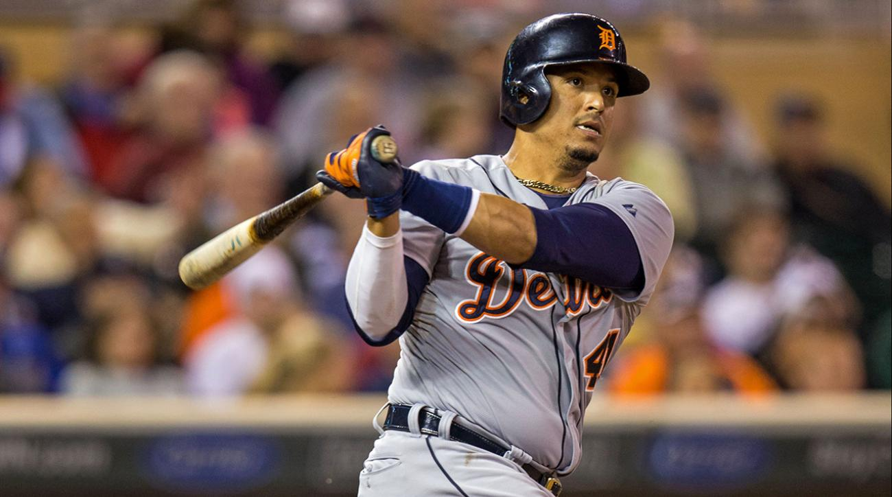 Victor Martinez, Detroit Tigers