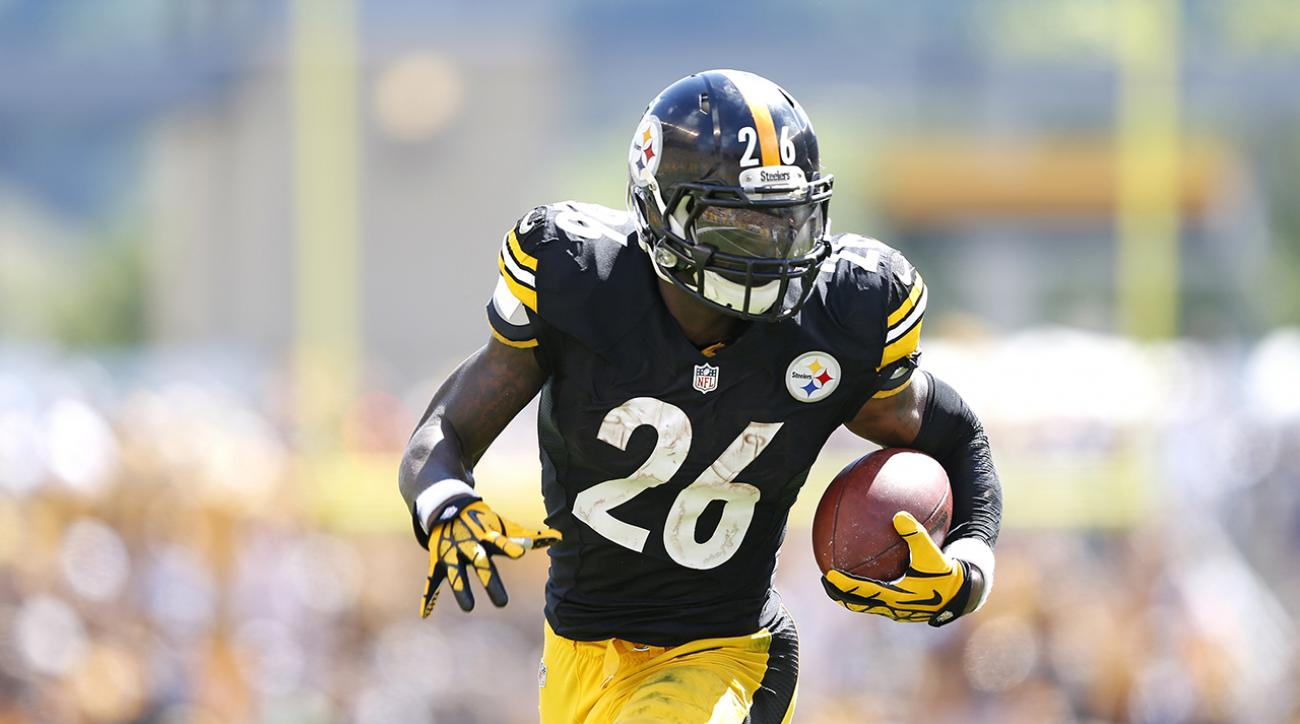 Steelers' Le'Veon Bell gets 15 months probation for marijuana possession