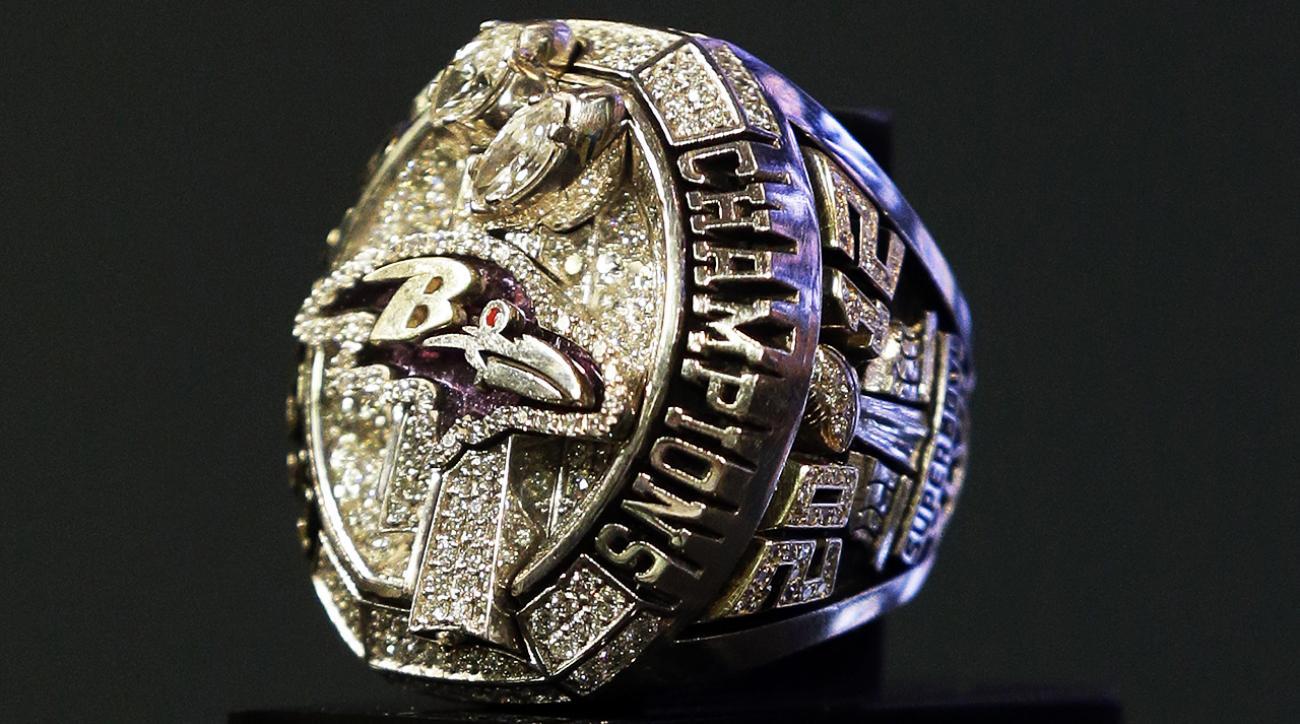 Jamal Lewis sells Super Bowl ring for $50,820